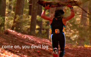 devil log
